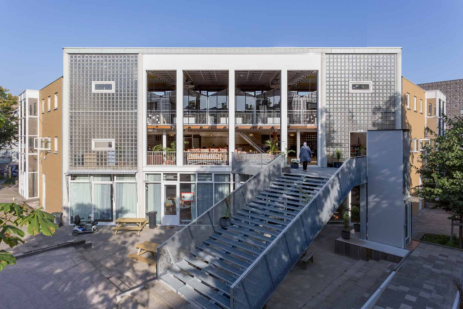 BETA office for architecture and the city Amsterdam Ru Paré Community exterior photo
