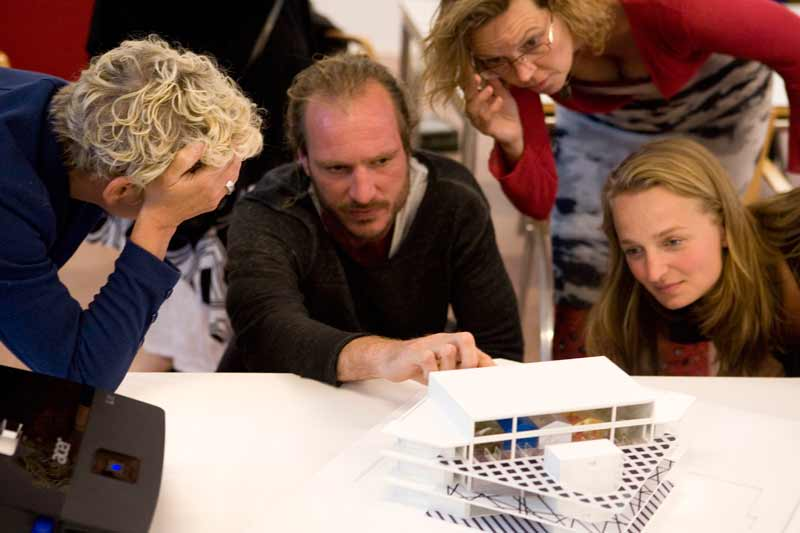 BETA office for architecture and the city Amsterdam Ru Paré Community process photo