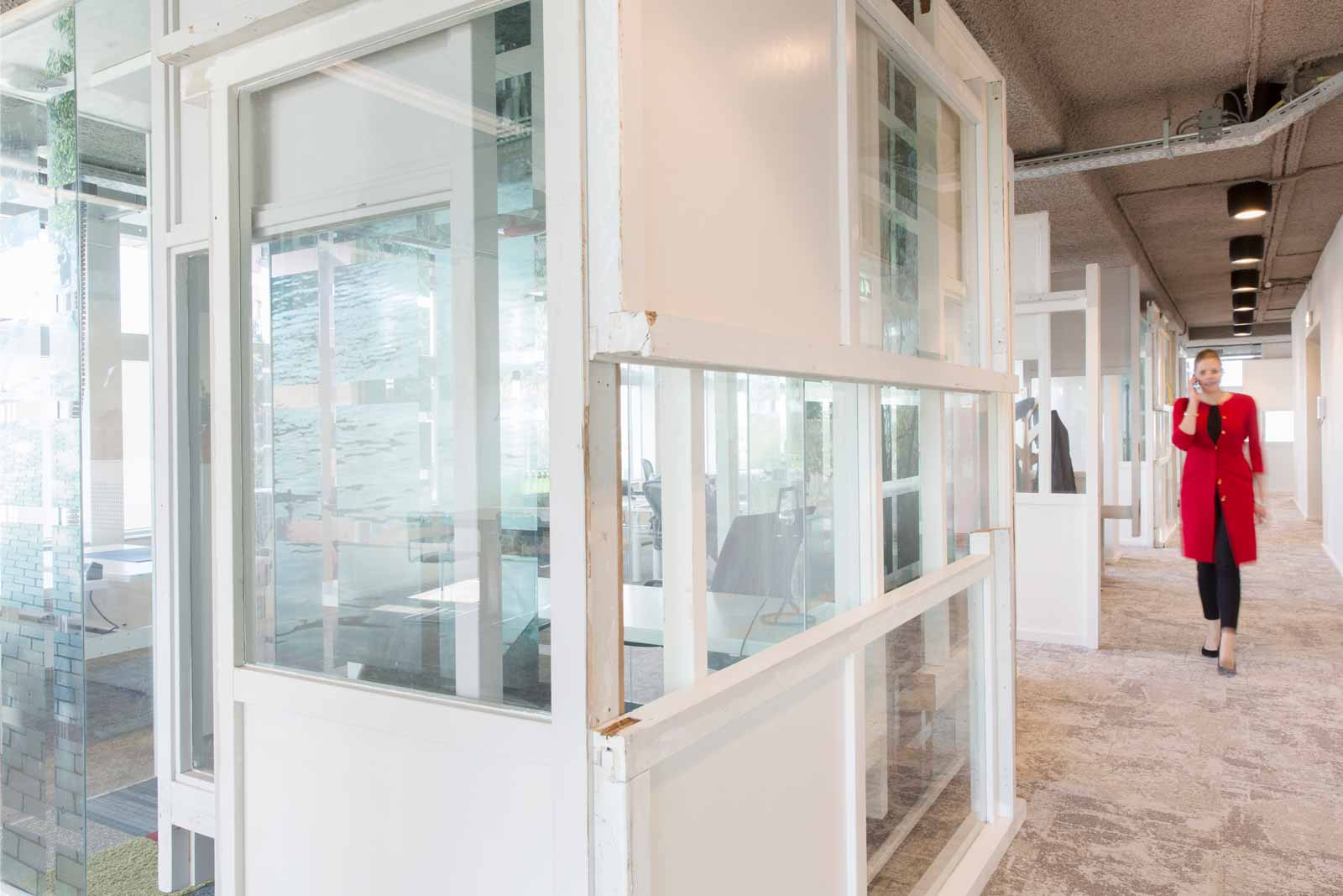 BETA office for architecture and the city Amsterdam office for the circular economy interior