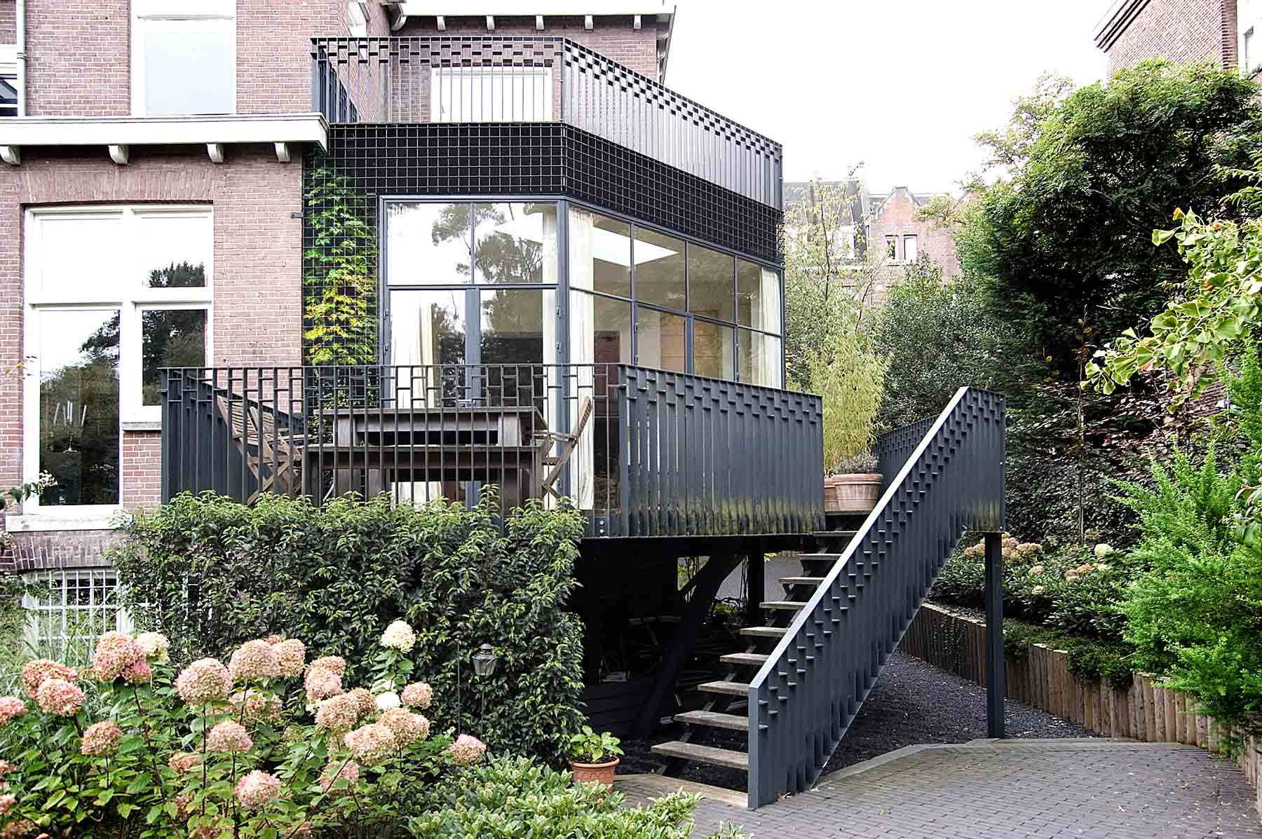 BETA office for architecture and the city Amsterdam Vondelpark photo exterior