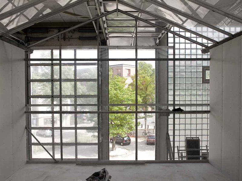 BETA office for architecture and the city Amsterdam Ru Pare community center construction update