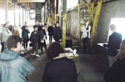 Atelier Bow-Wow and TU Delft visit BETA