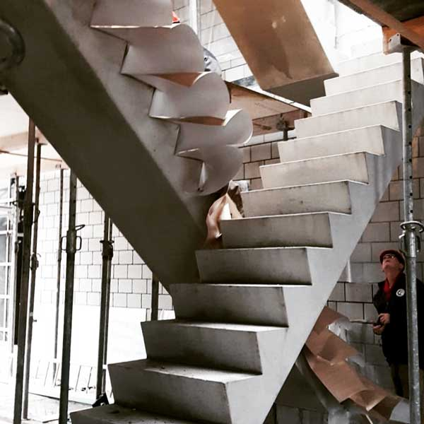 BETA office for architecture and the city Amsterdam 3 generation house construction photo
