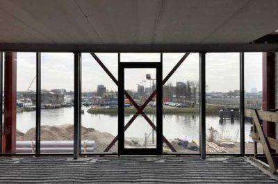Boat Hangar construction update (3)