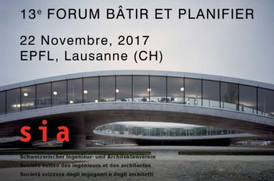 BETA discusses the benefits of active design in architecture at SIA conference in Lausanne