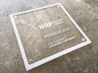 Ru Paré Community wins NRP Gulden Feniks
