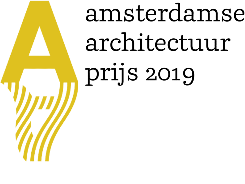 Amsterdam Architecture Prize Gouden AAP 2019 logo