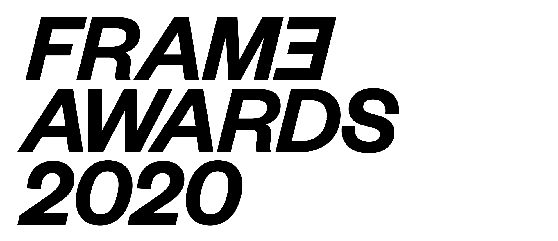 FRAME Awards 2020 logo
