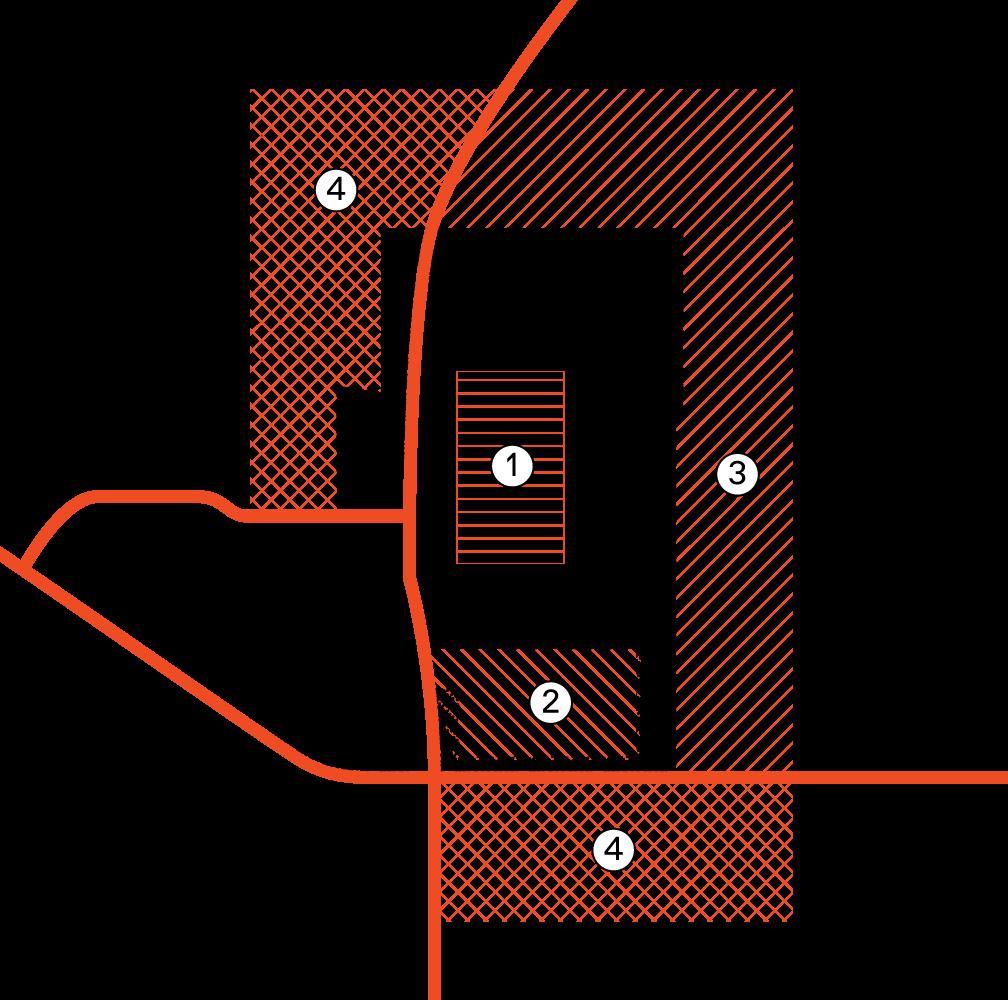 Nagele Energy Masterplan zoning plan scheme by BETA architects Evert Klinkenberg Auguste Gus van Oppen